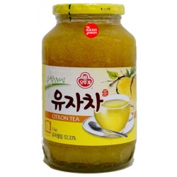 Citron Tea Ottogi 1000g (without honey)