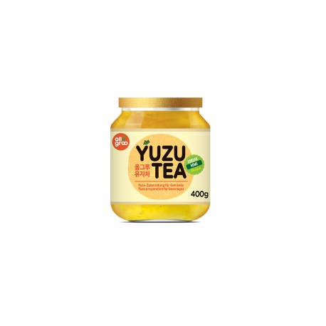 Citronový čaj (Yuzu tea) Allgroo 400g
