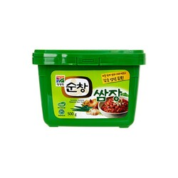 Ssamjang - seasoned soybean paste Daesang 500g