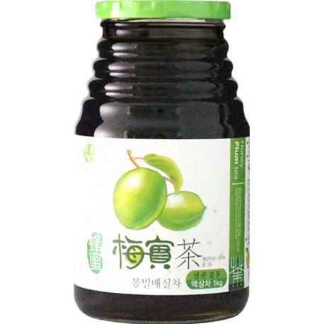 Čaj ze švestek a medu 1kg, Damizle - datum spotřeby 20.10.2017 DOPRODEJ