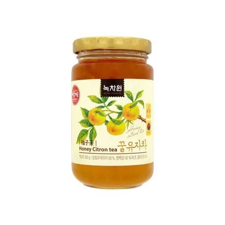 Čaj z horských citrónů a medu (Yuja cha) Nokchawon 300g