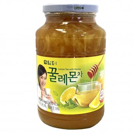 Čaj z horských citronů (yuzu) a medu (Yuja cha) Damtuh 1000g