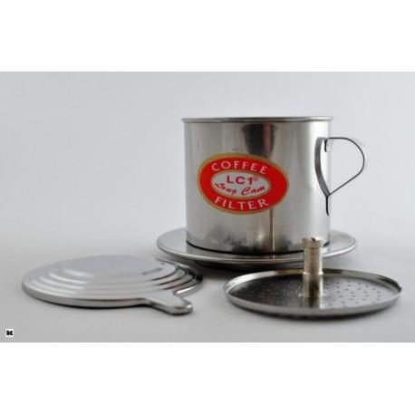 Kávový překápávací Phin filtr LC8