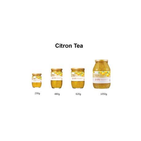 Čaj z horských citronů (yuzu) (Yuja cha) Daesang 1050g