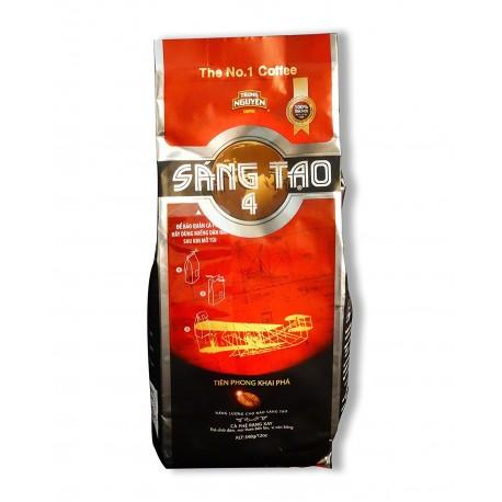 Káva Trung Nguyen Sang Tao 4 340g mletá