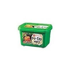 Ssamjang - sojová/chilli pasta Sempio 500g