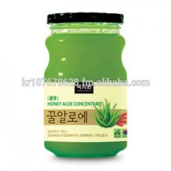 Čaj z aloe a medu Nokchawon 480g