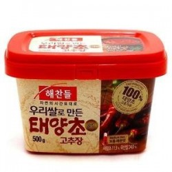 Gochujang - chilli pasta CJ Haechandle 500g