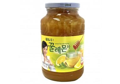Yuzu Tea (Yuja Cha)  1000g Damtuh